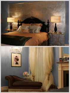 Wunderbar Blair Waldorfu0027s Bedroom