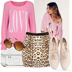 Pink love | Women's Outfit | ASOS Fashion Finder