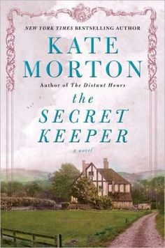 The Secret Keeper. Love, love Kate Morton's books. This one was good, but not as enjoyable as The Forgotten Garden!