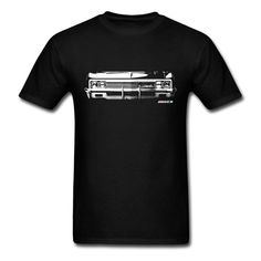 1965/1966 Chevy Impala Shirt - Chevrolet Shirt - logo, emblem, calssic, vintage, american muscle