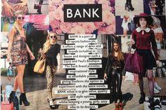 Customer Profile - Fashion Customer Profile Example, Client Profile, Bank Branding, Paul's Boutique, Fashion Portfolio, Creative Thinking, Lipsy, Fashion Branding, Online Marketing