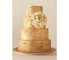 Wedding Inspirations: Black and Gold Wedding