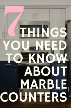 7 Things you need to know before installing marble countertops - Viva La Villa Classic Kitchen, Timeless Kitchen, Custom Countertops, Marble Countertops, Kitchen Interior, Kitchen Decor, Kitchen Ideas, Kitchen Designs, Interior Design Tips