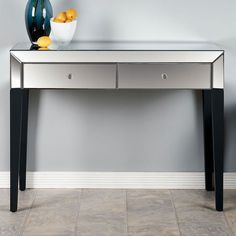I pinned this Yves Console Table from the Cachet Decor event at Joss and Main!