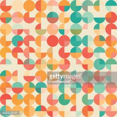 geometric circle pattern - Google Search