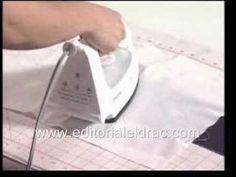 Técnicas y Trucos de Costura y Patchwork a Máquina. - YouTube