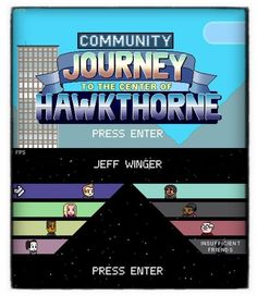 "Stuff like this makes us excited for what Pebble fans can create with the upcoming SDK! Enterprising Redditors made ""Journey to the Center of Hawkthorne,"" the video game from Community's 8-bit episode, a playable reality. A fine example of wonderful things fans can make given the tools to do so."