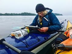 Sorry, we can't help with navigation. Hydration is more our specialty.  PC: IG @paddlingnorth in Broken Group Islands on the West Coast of Vancouver Island