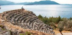 Blue cruise Turkey, cruising the Lycian Coast. Enjoy the Lycian Way on a luxury gulet, pay a visit to Kas