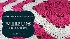 How To Crochet Corner to Corner (C2C) Graphghans for Beginners - YouTube