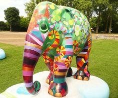 elephant parade floripa - Buscar con Google