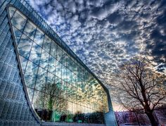 Museum of the History of Polish Jews HDR by Geodeta_31, via Flickr