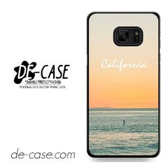 Caifornia Beach DEAL-2216 Samsung Phonecase Cover For Samsung Galaxy Note 7