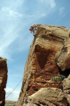 An amazing variety of rock and everything from bouldering, to one thousand-foot walls await the climber in the Land of Enchantment. While often overlooked as a climbing destination, New Mexico has an abundance of quality stone.