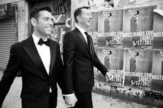 Gay Wedding - Jersey City - Christopher Lane Photography