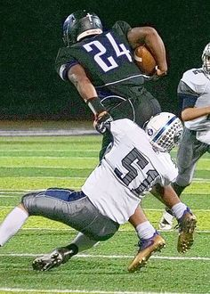 Wilmington News Journal | UPDATE: Photos, Story-CHCA bounces Blanchester from playoffs, 42-0