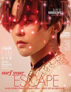 #GDRAGON aparece resplandeciente en la nueva portada de la revista ELLE link: http://www.corea.moda/2017/06/g-dragon-aparece-resplandeciente-en-la-nueva-portada-de-la-revista-elle.html #ModaCoreana #Kpop #BigBang #Hallyu