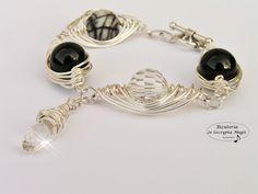 Wire Wrapping, Wraps, Facebook, Personalized Items, Bracelets, Jewelry, Jewlery, Jewerly, Schmuck