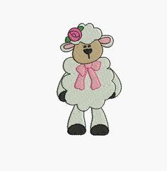 instant download embroidery  Sheep