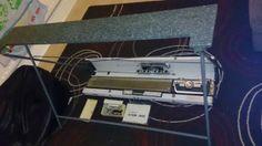Custom Machine Knitting Table