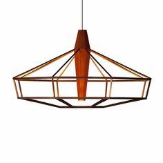 Lampsi chandelier - design Park Associati - Driade
