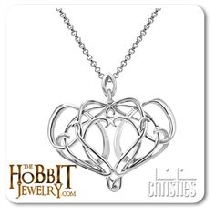 """The  Official """"The Hobbit"""" Elrond Pendant handcrafted by Middle Earth New Zealand's license holder. New Zealand home of the Lord of the Rings and """"The Hobbit"""" Trilogys."""