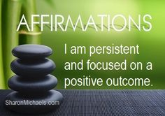 Empowering Word of the Week - PERSISTENCE