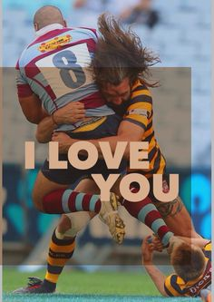 #Rugby love