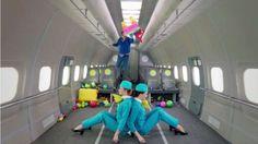"""OK Go lança clipe feito em câmara com gravidade zero. Veja """"Upside Down & Inside Out"""" #Clipes, #Curta, #Facebook, #Famosos, #Grupo, #M, #Noticias, #Popzone, #Vídeo, #Videos http://popzone.tv/2016/02/ok-go-lanca-clipe-feito-em-camara-com-gravidade-zero-veja-upside-down-inside-out.html"""