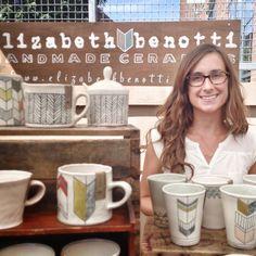 Elizabeth Benotti Pottery