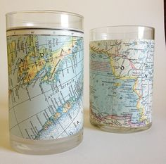 Check out these cool map-crafts!