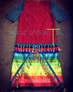 PowWows Gorgeous Women's Jingle Dress  #NativeAmerican #Arts #Craft