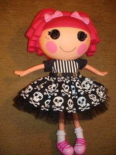 Lalaloopsy Doll Clothes for 12 doll. by nanashousecreations