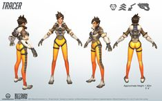 """""""Overwatch"""" Hero portfolio exposure settings, to appreciate the art of Blizzard! Gaming - Electronic Sports Network"""