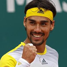 Fognini to face Nadal in Rome after winning all-Italian clash