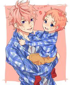 Kisumi and Hayato // Free!