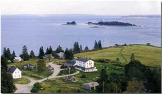 The Lookout -- A Friendly Brooklin Maine Shoreside Inn / Hotel , Bed and Breakfast where Spectacular Things Happen, Catering, Cottages, Dining -- home