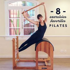 os Achados | Pilates | Favoritos aparelhos