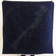 Constellation Quilt   Collyer's Mansion