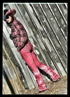 Dynasty Equine - Pink Ombre Tie Dye, $55.00 (http://stores.ranchdressn.com/pink-ombre-tie-dye/)