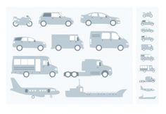 Free Vector Vehicles - Freebies