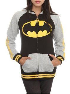 Batman hoodie {image}