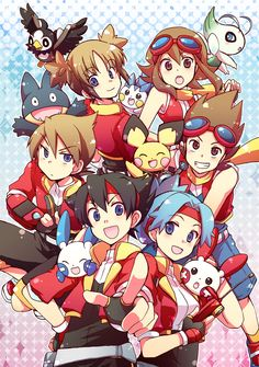 Pokemon Ranger! I wish they could make a new one! For 3DS!!!