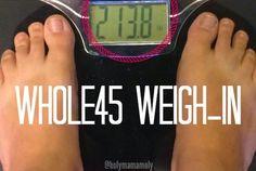 holymamamoly - I'm turning my Whole45 into a Whole100!!