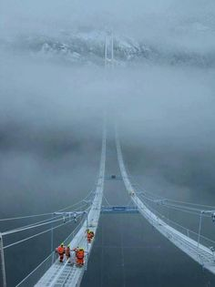 The Norway Sky Bridge . https://sphotos-a-iad.xx.fbcdn.net/hphotos-frc3/q71/971027_415773691874052_1366690269_n.jpg