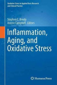 This book delineates the subtle connection between inflammation and oxidative stress and furthers the understanding of these pathological features common to a wide range of age-related disease states.