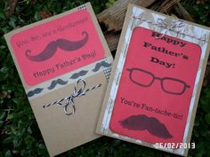 Fantachetic Father's Day Card by RockPaperCandyCards on Etsy