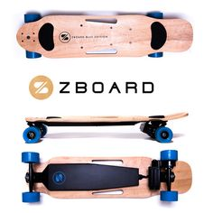 ZBoard - Electric Skateboards and Motorized Longboards | #gadget #geek #tech