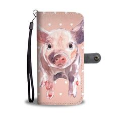 Phone case for Pig Lovers Phone Cases Samsung Galaxy, Samsung Galaxy Note 8, Iphone Phone Cases, Cute Piglets, Galaxy Note 7, Pet Pigs, Farm Animals, Pig Necklace, Pig Stuff