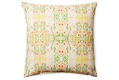 DENY Designs Meadows 20x20 Outdoor Pillow, Multi on OneKingsLane.com